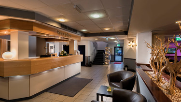 entrance hall Best Western Hotel cologne airport troisdorf | © Best Western Hotel Cologne Airport Troisdorf