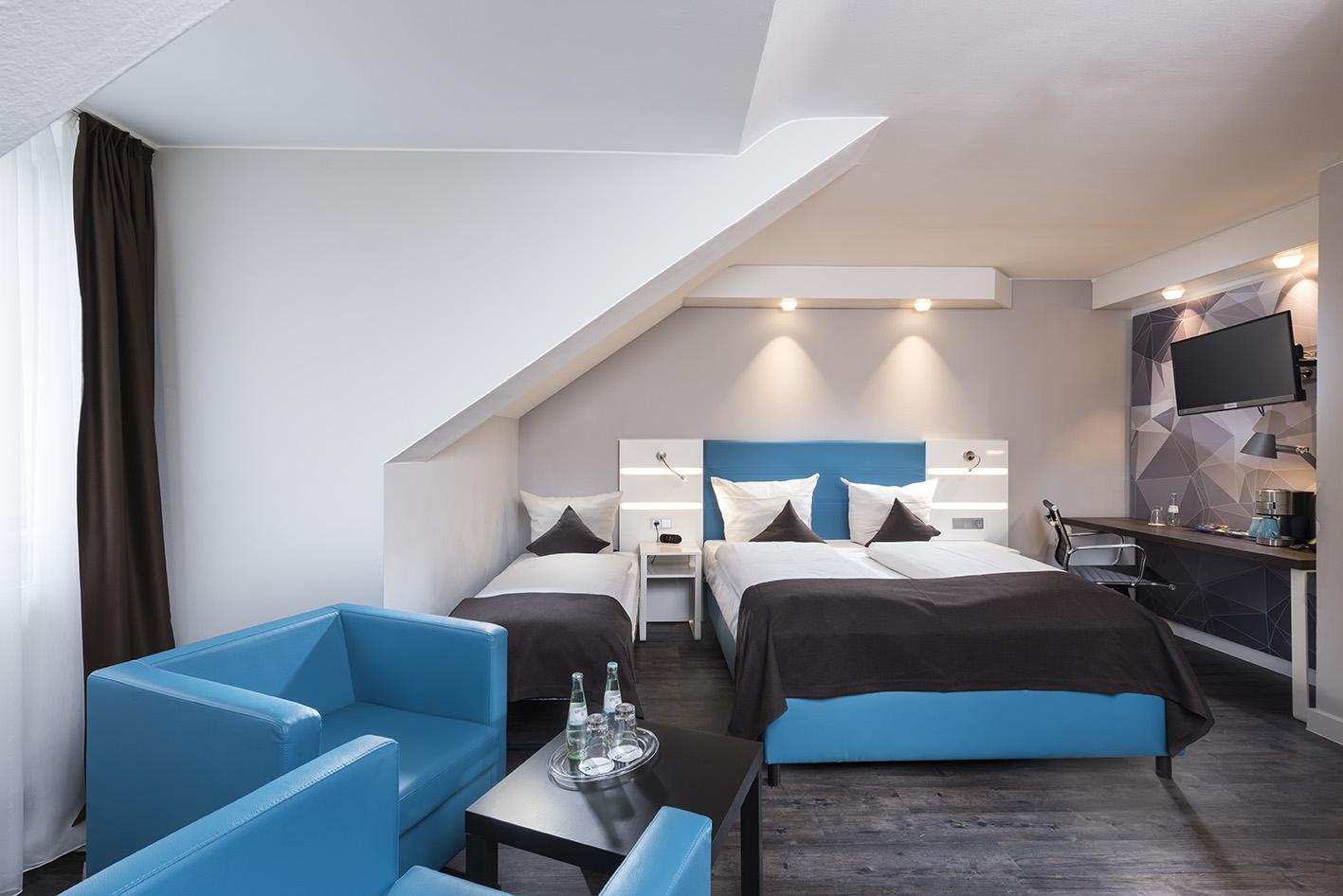 Hotelzimmer flughafen k ln bonn cgn best western hotel for Koln zimmer