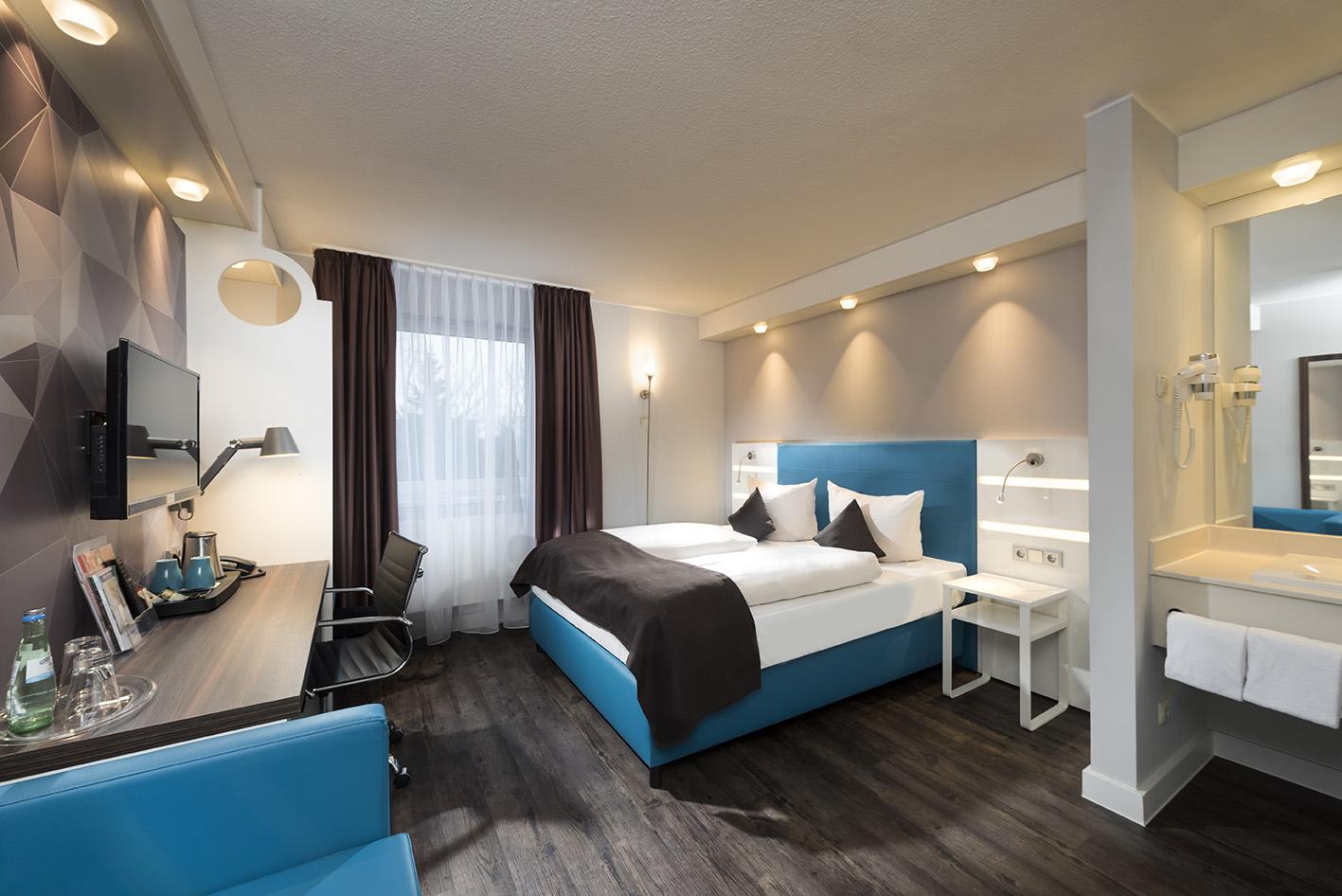 Standartzimmer Köln Best Western Hotel Cologne Airport Troisdorf